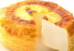 カサネオのミルクレープ はじまりを食べて感想と口コミは?賞味期限と値段も紹介!