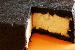 ラ・ファミーユのまっ黒チーズケーキの美味しい評価と口コミは!そして賞味期限と値段は?