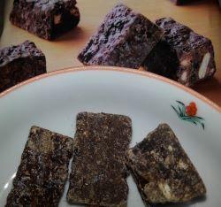 セブンプレミアムのブラックブロックチョコを食べた感想と口コミは?値段と賞味期限は?