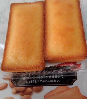 敷島製パンのPascoのフィナンシェールを食べた感想と口コミは?値段・賞味期限と買い方は?
