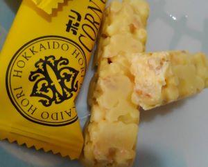 HORIのとうきびチョコを食べた味の感想と口コミは?賞味期限と値段でおすすめ!