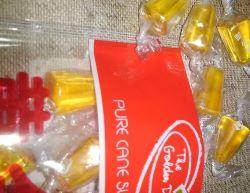 黄金糖の砂糖と水飴だけの飴を食べた味の感想と口コミは?賞味期限・値段と通販おおすすめ!