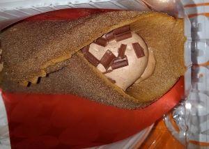 ローソンのクルリンのザクふわくるりんケーキのチョコを食べた味の感想と口コミは?賞味期限と値段は!