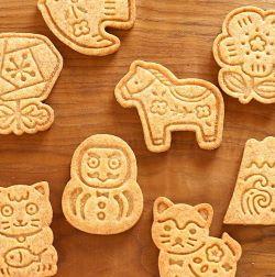 コッタのオリジナルの北欧&和風スタンプクッキー型でクッキーが作れるとレシピは?値段で紹介!