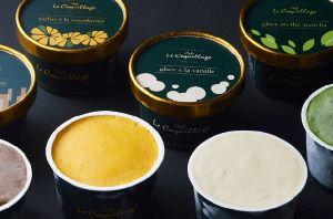 神楽坂 ル コキヤージュのアイスコレクションの美味しい種類と食べた口コミは?賞味期限・値段と買い方を紹介