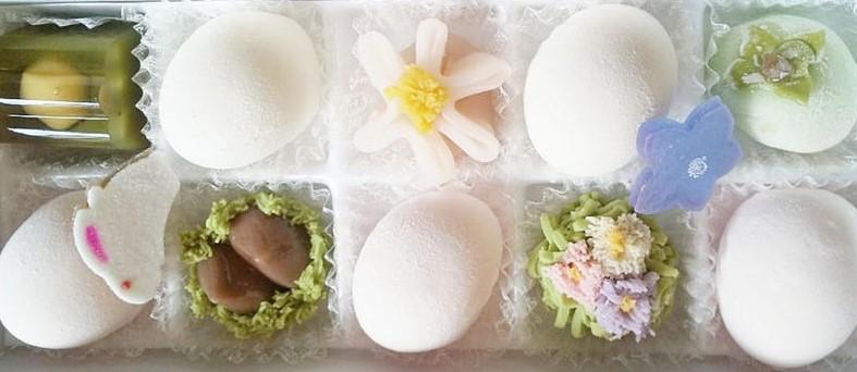 西岡菓子舗の西岡のつるの子と季節の生菓子を食べた味の感想と味わいの口コミは?値段・賞味期間と買い方をおすすめ