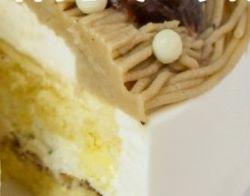 魔法洋菓子店ソルシエの和栗モンブランケーキを食べた味の感想と美味しいの口コミは?値段・賞味期限と買い方をおすすめ!